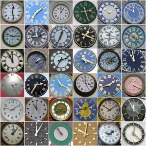 Clocks 24/7 Access