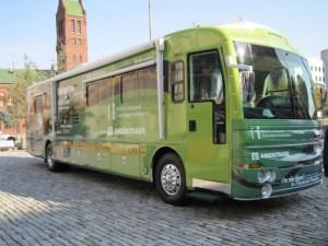 The Your Money Bus Tour financial advice
